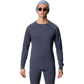Houdini Activist Crew Shirt Herr Bucket Blue